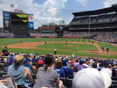 Turner Field section 108R
