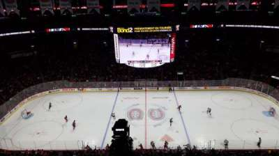 Centre Bell section 301