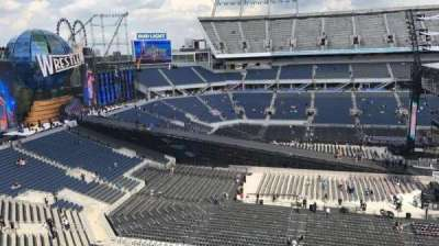 Camping World Stadium, section: 237, rangée: K, siège: 13