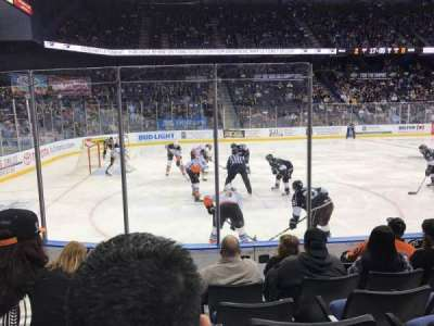 Toyota Arena section 118