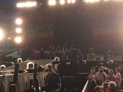 Gillette Stadium section A3