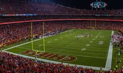 Arrowhead Stadium section 234