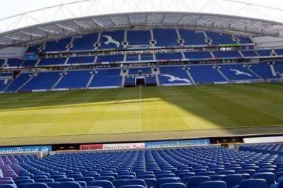 American Express Community Stadium, section: E1DH