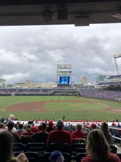 TD Ameritrade Park section 117
