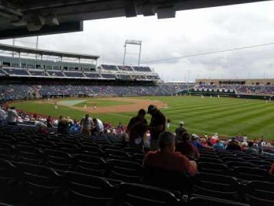 TD Ameritrade Park section 103