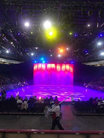Cure Insurance Arena, section: 111, rangée: FF