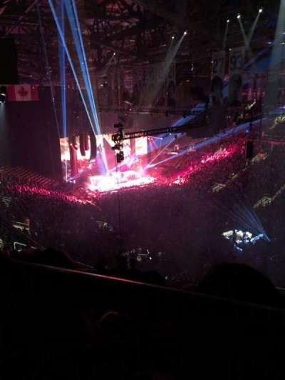 Scotiabank Arena section 306
