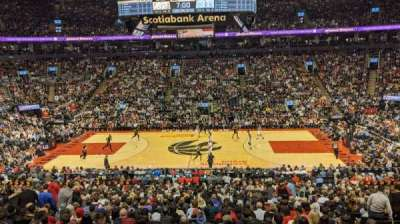 Scotiabank Arena section 119