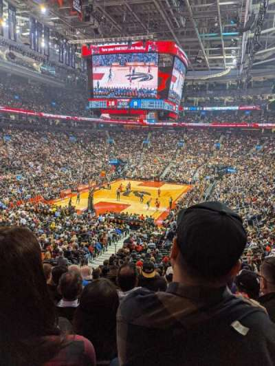 Scotiabank Arena section 112