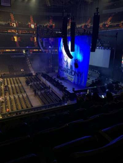 Capital One Arena section 216