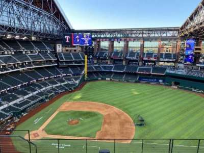 Globe Life Field section 317