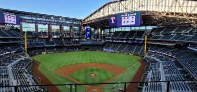 Globe Life Field section 217