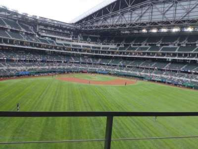 Globe Life Field section 134