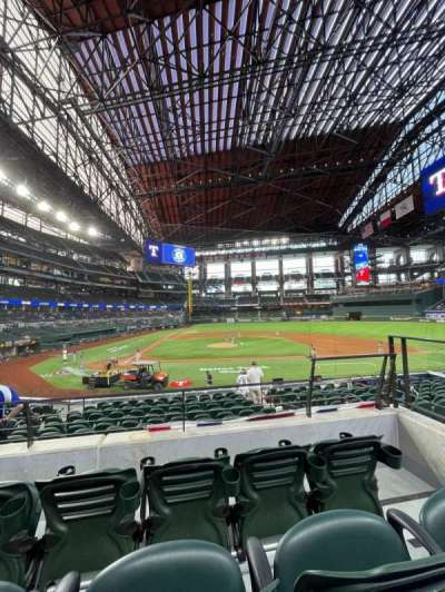 Globe Life Field section 17