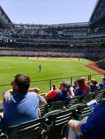 Globe Life Field section 32