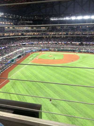 Globe Life Field section 234