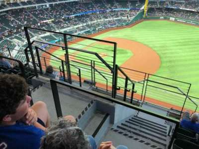Globe Life Field section 119
