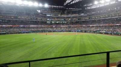 Globe Life Field section 27