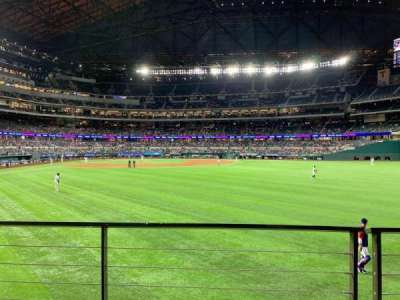Globe Life Field section 131