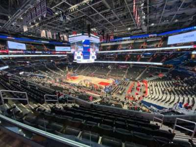 Capital One Arena section Suite 216
