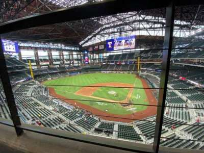 Globe Life Field section 214