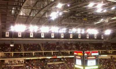 Giant Center section 218