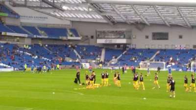 American Express Community Stadium, section: South Stand
