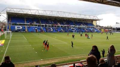 London Road Stadium, section: Main Stand, rangée: N