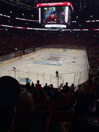 Centre Bell section 118