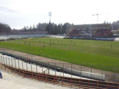 Stadio Franco Ossola, section: Distinti