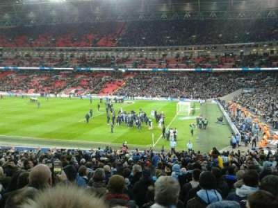 Wembley Stadium, section: 118, rangée: 30, siège: 230
