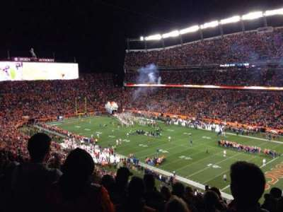 Empower Field at Mile High Stadium section 330