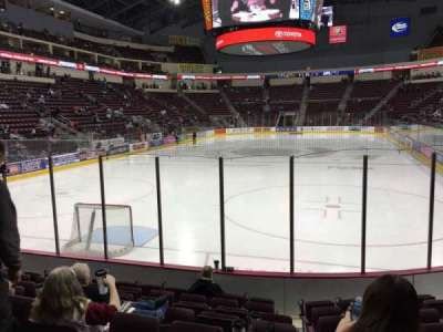 Giant Center section 101