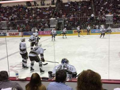 Giant Center section 108