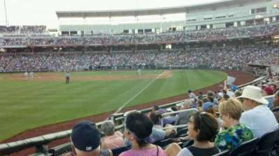 TD Ameritrade Park section 123