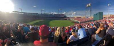 TD Ameritrade Park section 132