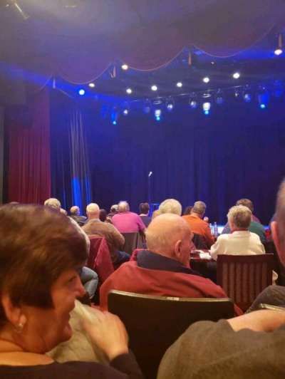 Sellersville Theater section Front
