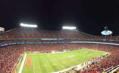 Arrowhead Stadium section 328