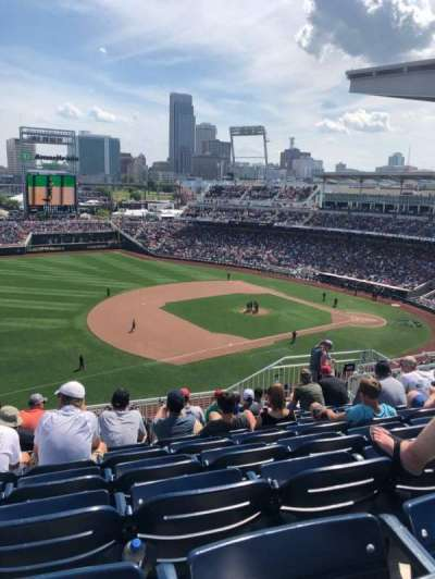 TD Ameritrade Park section 321