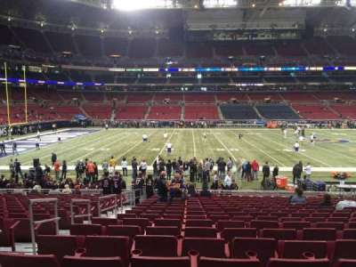 The Dome at America's Center section 142