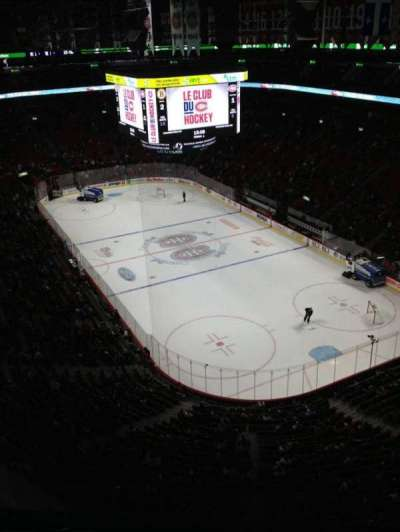 Centre Bell section 312