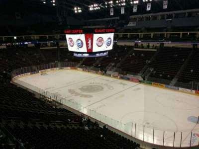 Giant Center section 210