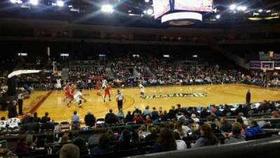 Erie Insurance Arena section 203