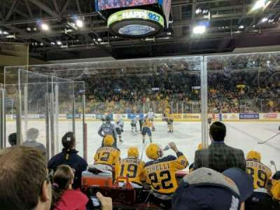 Erie Insurance Arena section 119
