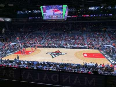 Michelob Ultra Arena section 220