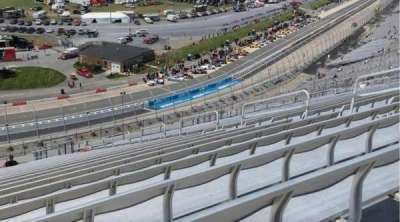 Dover International Speedway section 120