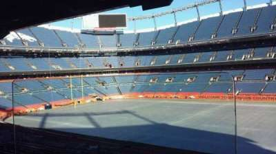 Sports Authority Field at Mile High, section: Suite