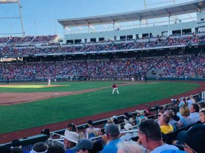 TD Ameritrade Park section 120
