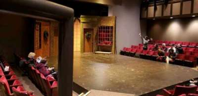 Theatre at Meiley-Swallow Hall