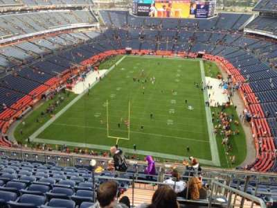Empower Field at Mile High Stadium section 521